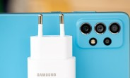 Samsung testing 65W charging for the Galaxy S22 series