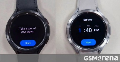 Samsung Galaxy Watch4 Classic appears in live images