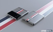 Samsung Galaxy Z Flip3 will get a Thom Browne limited edition, here's what it might look like