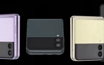 Samsung Galaxy Z Flip3 5G 360-degree video gives us an even clearer look