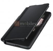 Galaxy Z Fold3's S Pen case alleged renders