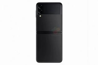Samsung Galaxy Z Flip3 alleged renders