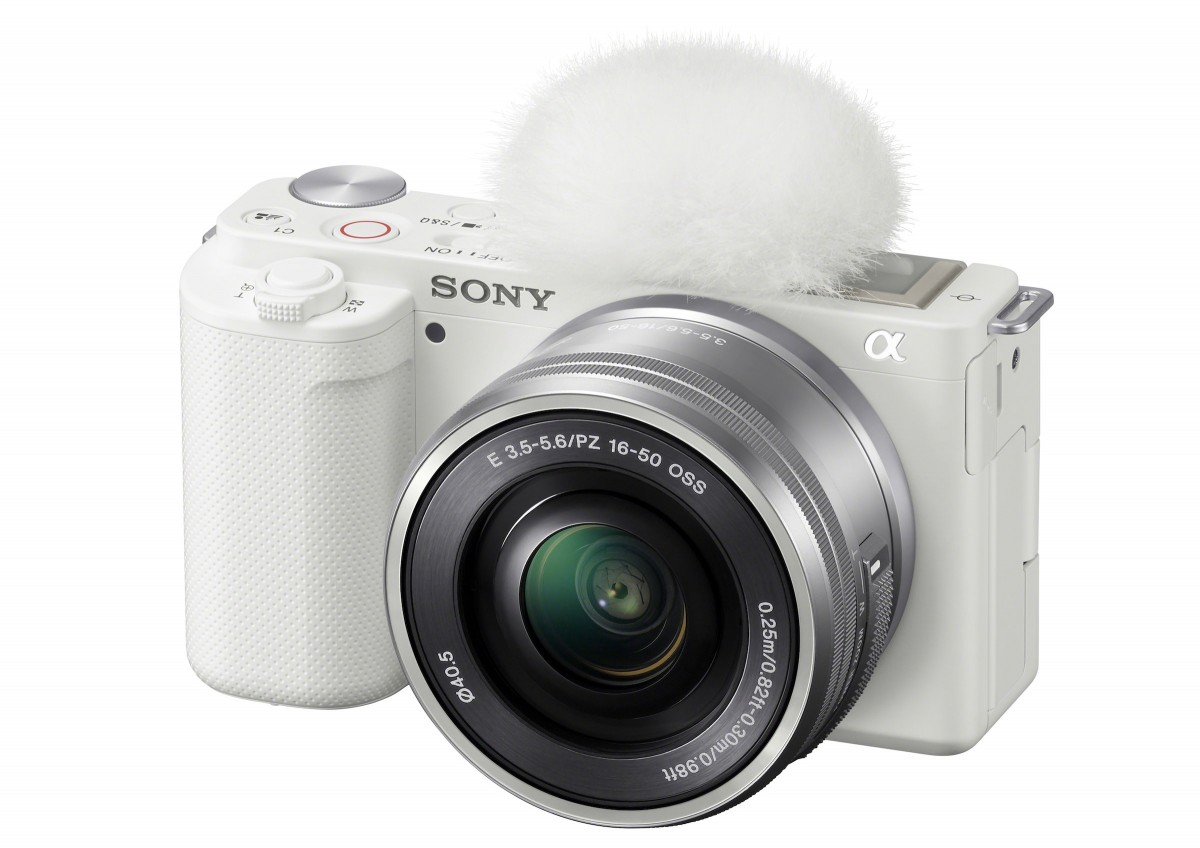 Sony launches ZV-E10 interchangeable lens camera for vloggers