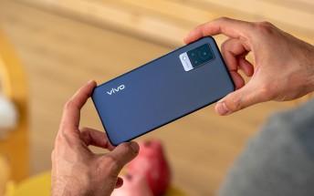 vivo V21 5G released in the UK