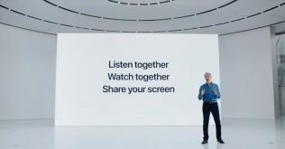 Apple SharePlay