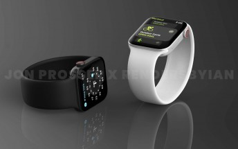 The new Apple Watch Series 7 may come in larger  41mm and 45mm sizes