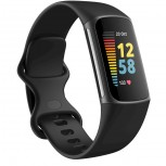 Fitbit Charge 5 in Black/Graphite