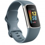 Fitbit Charge 5 in Steel Blue/Platinum