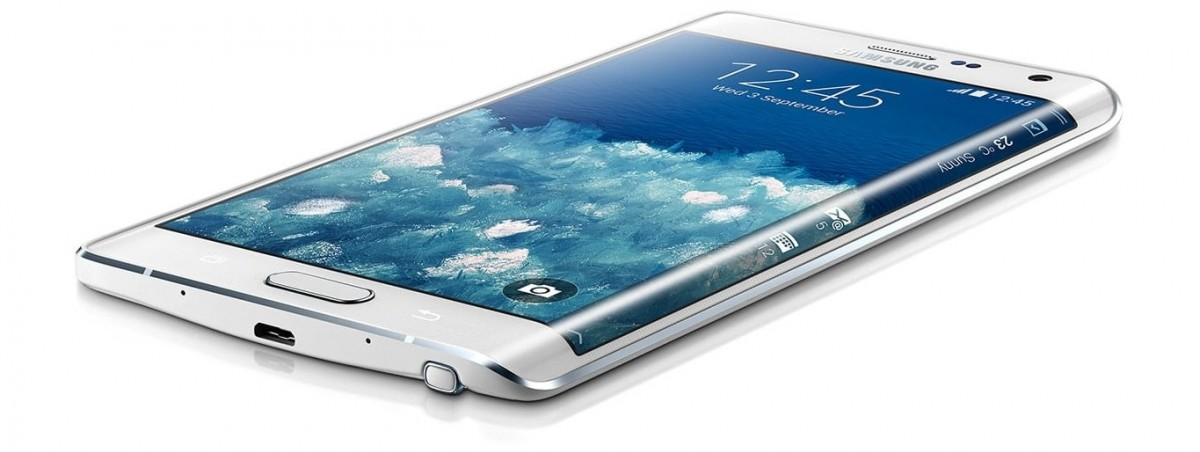 The Samsung Galaxy Note Edge was the first to feature a display with a curved side (just the one at first)