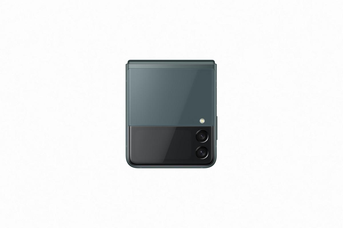 Samsung Galaxy Z Flip3 has its full spec list leaked alongside new renders
