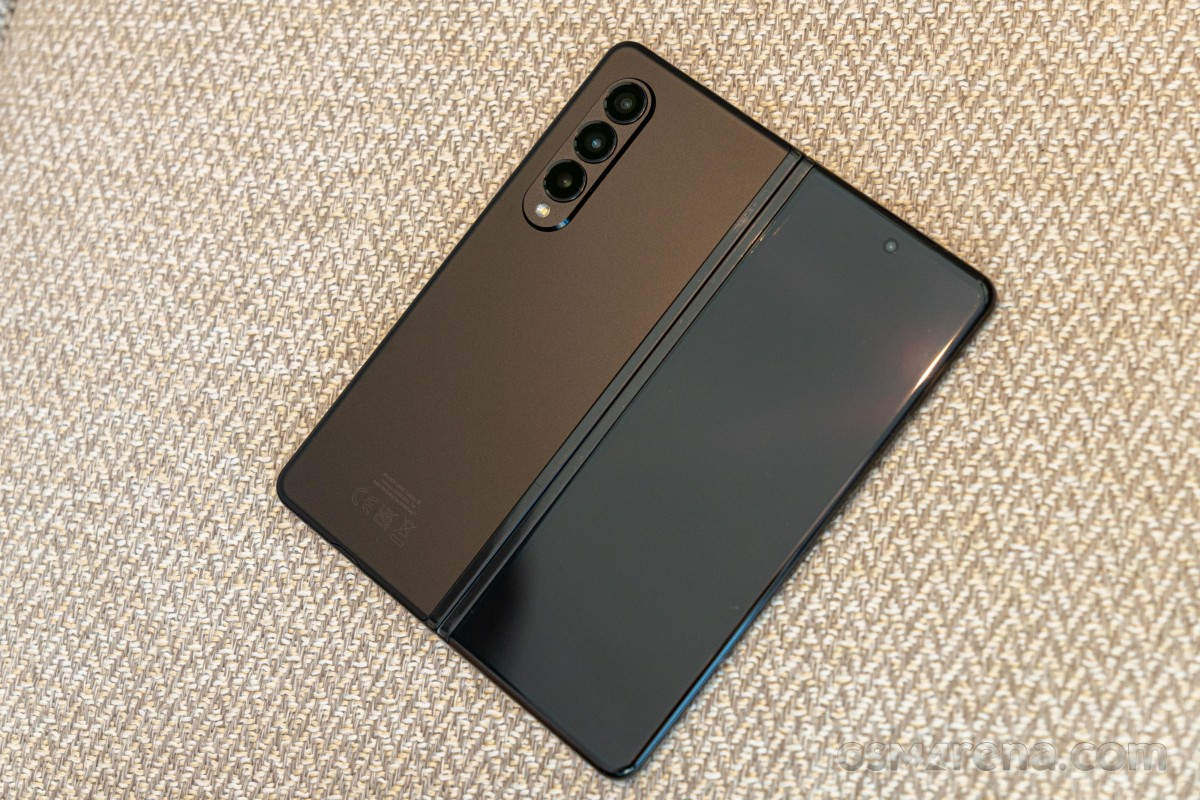 Watch the Samsung Galaxy Z Fold3 get disassembled on video