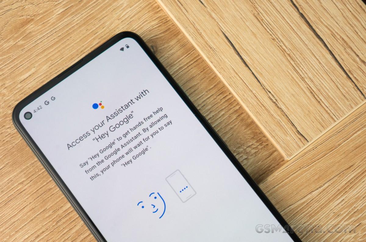 Google Pixel 5a en examen