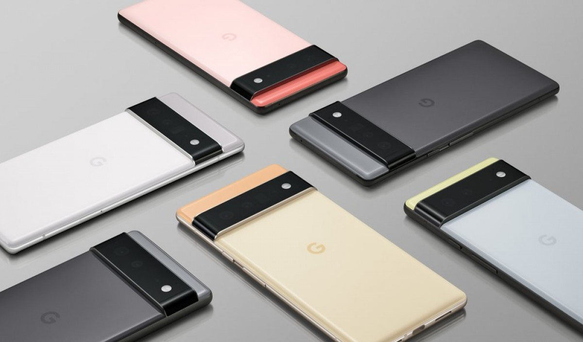 Google 6 and 6 Pro to employ 33W charging