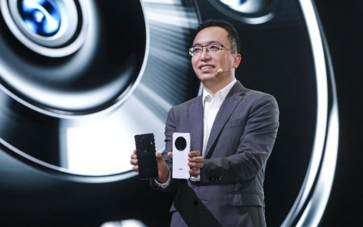 Honor Magic3 Pro+ has gorgeous design, four large sensor cameras