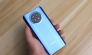 New Honor X20 leaks in hands-on photos
