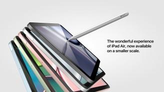 iPad mini sixth generation renders (images: @apple_idesigner)