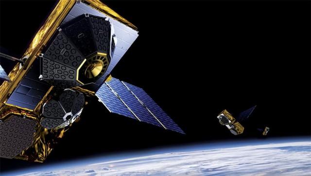 Globalstar satellites (image: Globalstar)