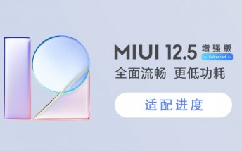 MIUI 12.5 Enhanced Version rollout will complete on August 27 for the first batch of devices