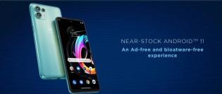 Motorola Edge 20 Fusion exécutera Android 11 prêt à l'emploi