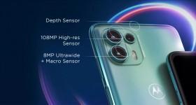 Le Motorola Edge 20 Fusion comportera un total de quatre caméras