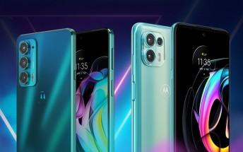 Motorola Edge 20 Fusion arrives in India with Dimensity 800U and familiar looks