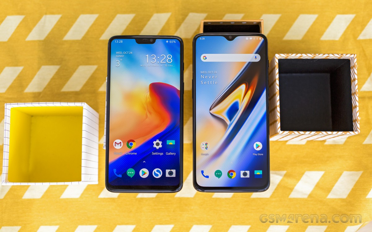 OnePlus 6 and 6T are now receiving the finalized stable update to Android 11