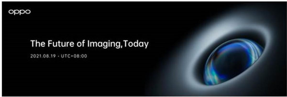 Oppo organisera un événement lié à la photographie la semaine prochaine