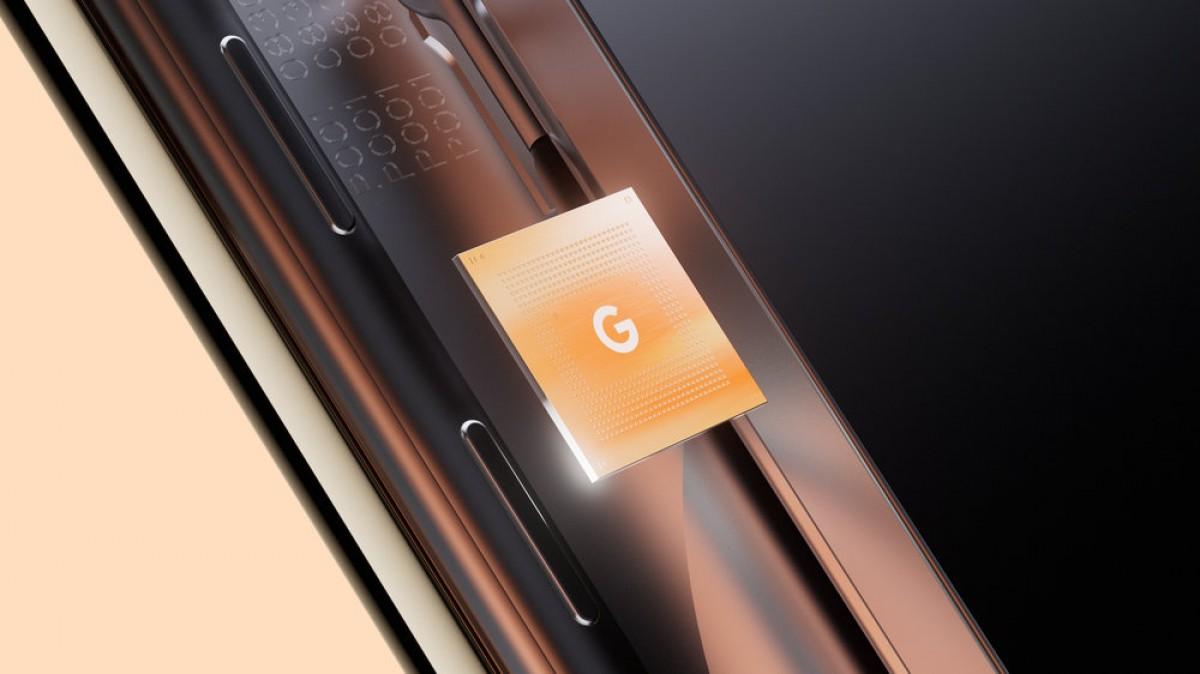 Google reveals Pixel 6 and Pixel 6 Pro running custom processor