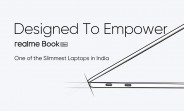 Realme Book (Slim) is launching in India on August 18 with metallic design
