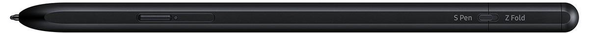 La S Pen Pro è stata la chiave per selezionare la piegatura a Z e le modalità normali