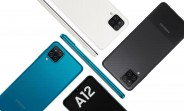 Samsung launches a new Galaxy A12 in India with an Exynos chip