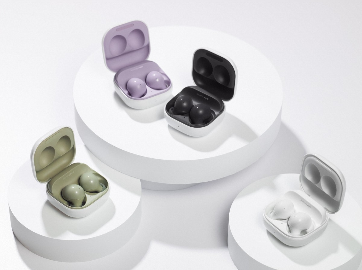 Samsung Galaxy Buds2 bring clear sound, ANC experience in a lightweight body