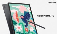 Samsung Galaxy Tab S7 FE arrives to the US on August 5 in Wi-Fi and 5G flavors