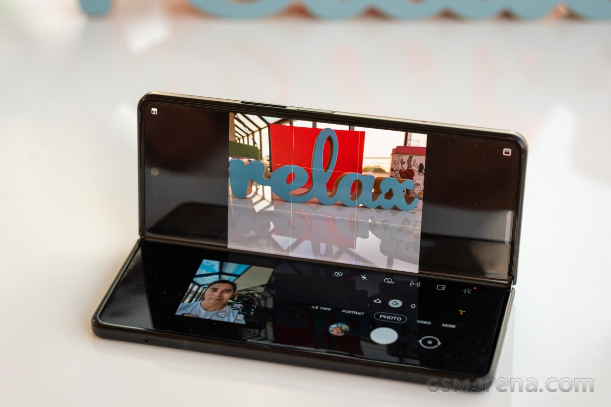 Our Samsung Galaxy Z Fold3 5G video review is out