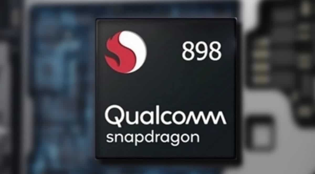 Qualcomm's upcoming Snapdragon 895/898 tests show 20% performance improvement