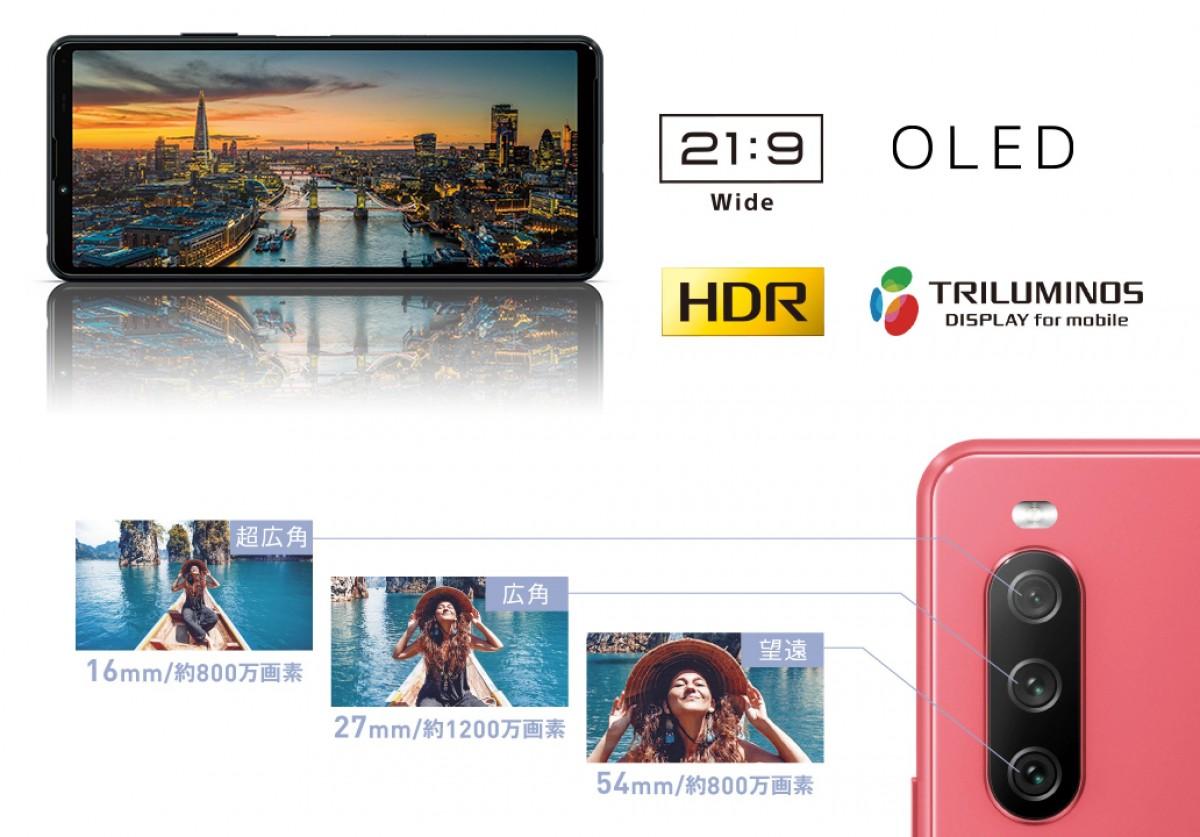 Sony Xperia 10 III Lite se revela silenciosamente en Japón: la mitad del almacenamiento perdido, eSIM ganado