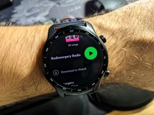 Las listas de reproducción de Spotify se pueden descargar sin conexión en Wear OS con una suscripción Premium