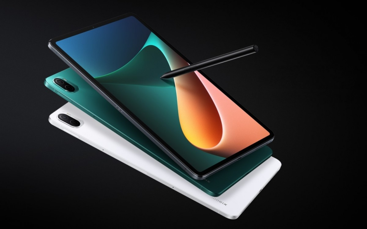 Xiaomi Pad 5, Pad 5 Pro aim for glory with 11'' TrueTone display and aggresive prices