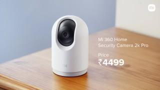 Mi Router 4A Gigabit Edition•Mi 360 Home Security Camera 2K Pro