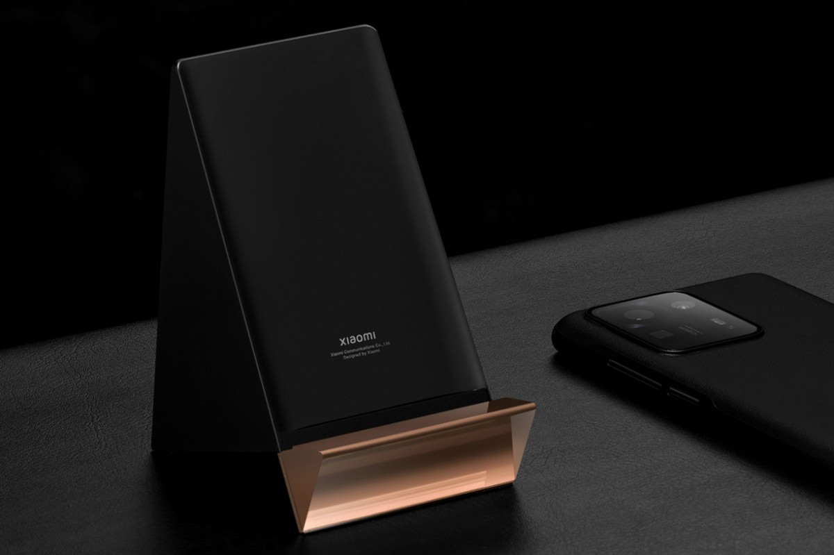 Xiaomi unveils a new 100W wireless charging stand for just under $100