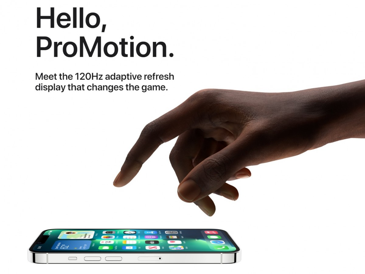 Apple iPhone 13 Pro और Pro Max सभी ऐप्स को 120Hz में रेंडर नहीं कर रहे हैं