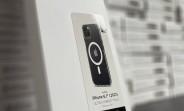 Spigen's teaser reveals iPhone 13's design once again