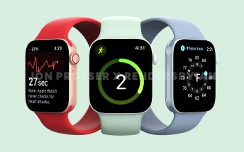 Kuo: Apple solved the Watch Series 7 production issues, timeline is pushed back by 2 weeks