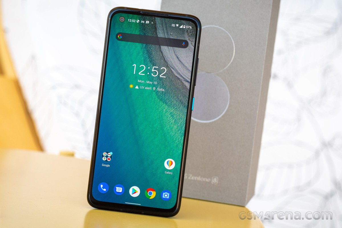 Asus is recruiting Android 12 beta testers for Zenfone 8