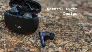 DIZO Buds Z flaunt Natural Light Design