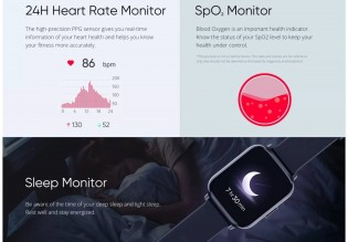 Health and sport tracking