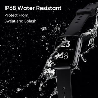 IP68 water resistance