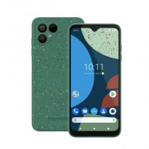 Fairphone 4 in grey, green and speckled green