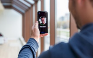 Face ID is easy to set up and easy to use