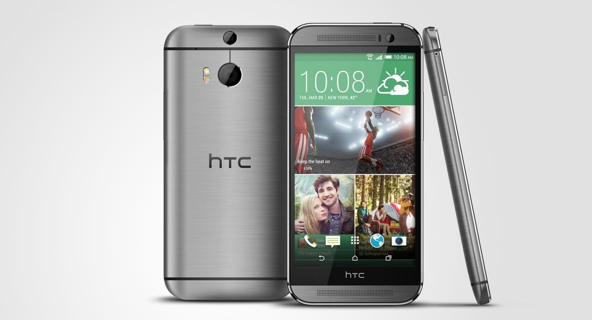 HTC One (M8) dari 2014, sekuel dari One asli